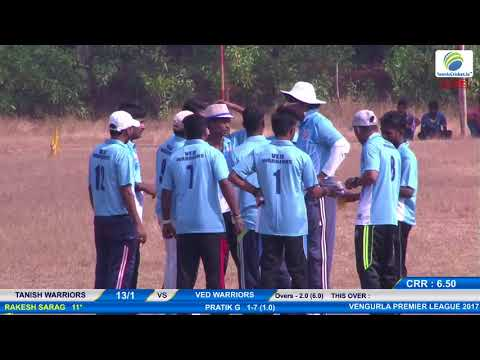 1ST MATCH 2 DAY VENGURLA CRICKET PREMIER LEAGUE 2017 , VENGURLA