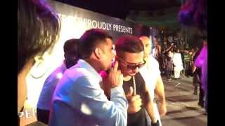 yo yo honey singh in indore