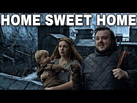 Sam & Gilly's Final Destination! - Game of Thrones Season 8