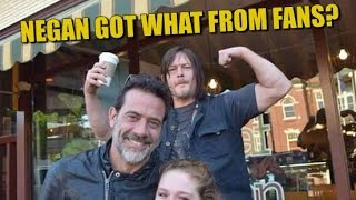 The Walking Dead Jeffrey Dean Morgan Got What From TWD Fans?