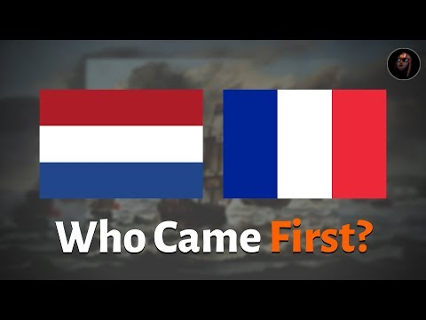Dear France: The Dutch Flag Is Older Than Yours