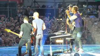 Coldplay - Magic Live in Leipzig 14.06.2017