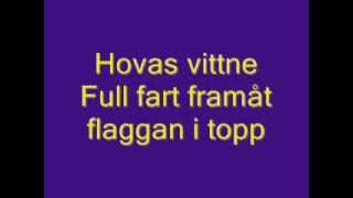 ABBA Hovas Vittne + Lyrics
