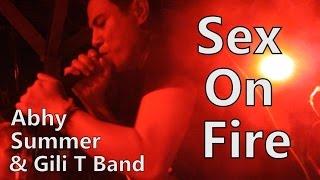 Kings of Leon - Sex on Fire | Habib Salim (Abhy Summer) & The Gili T Band