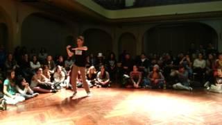 Leïla - Preselection Poppin - Battle JAIA 2013