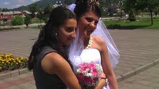 Свадьба Владикавказ   2010   Лева и Ирина