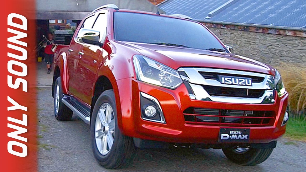 new isuzu d max 2017 first test drive only sound music video youtube. Black Bedroom Furniture Sets. Home Design Ideas