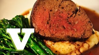 Juniper And Red Wine Marinated Fillet Of Beef: Back To Basics S02e8/8