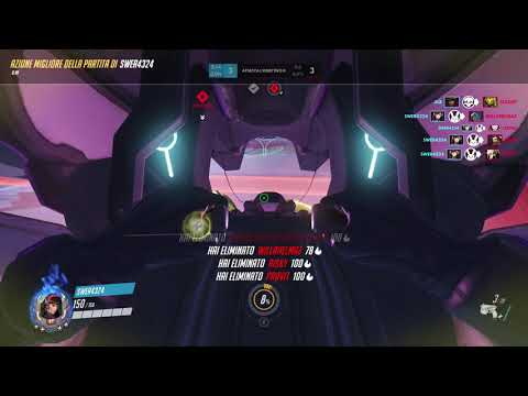 how to conquer the point as Dva