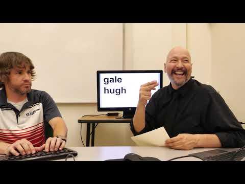 Fingerspelling Practice (ASL) (Seth) (Level 1) (Names)