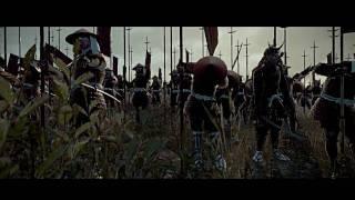 """Total War SHOGUN 2  """"Custom Battle"""" Gameplay [HD]"""