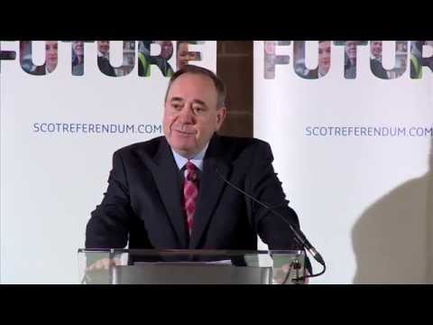 First Minister's St George's Day Speech