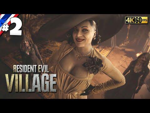 Resident Evil Village #2 มาดามดูดเลือด