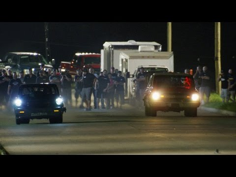 In the Drivers Seat: Daddy Dave vs. Farmtruck   Street Outlaws