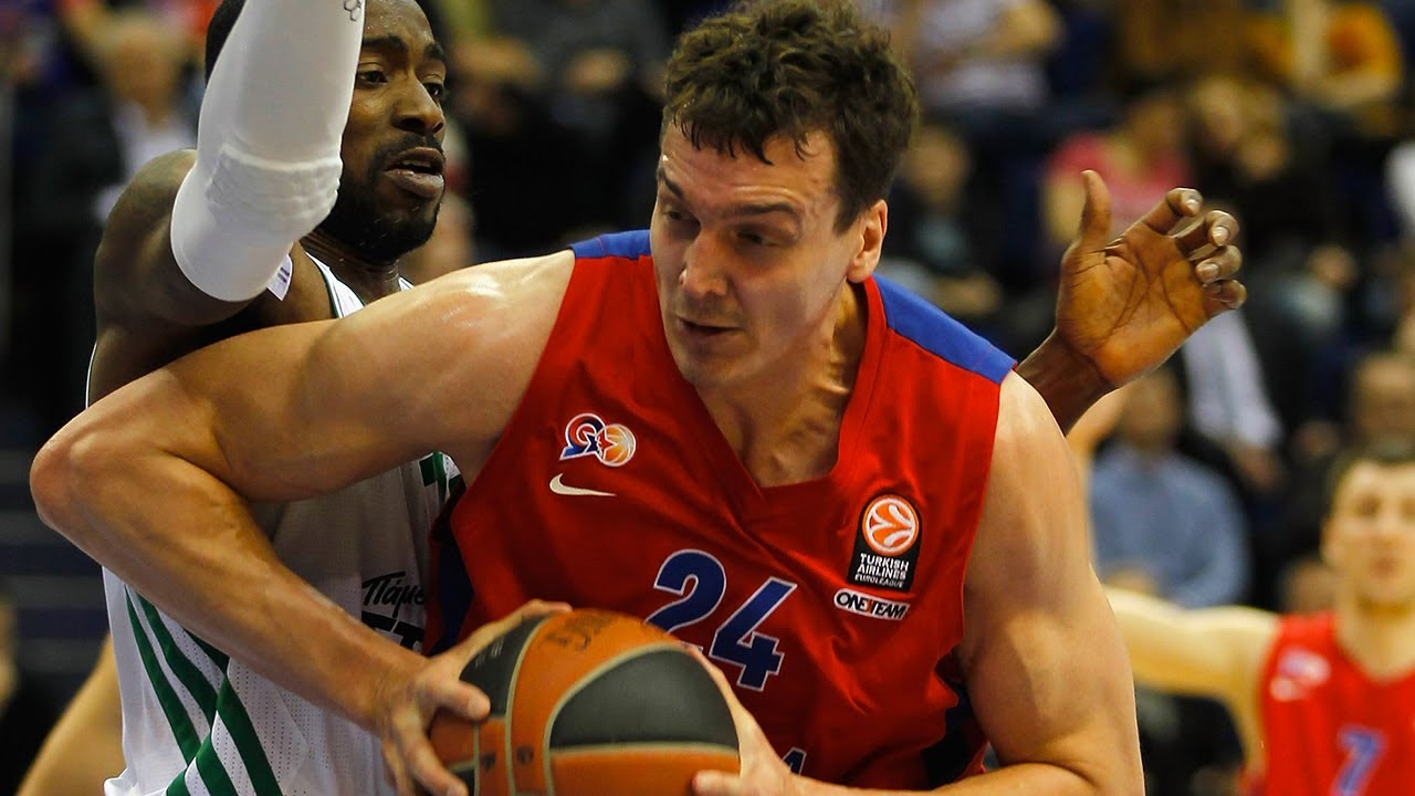 Cska Panathinaikos Hd: Highlights: CSKA Moscow-Panathinaikos Athens, Playoffs