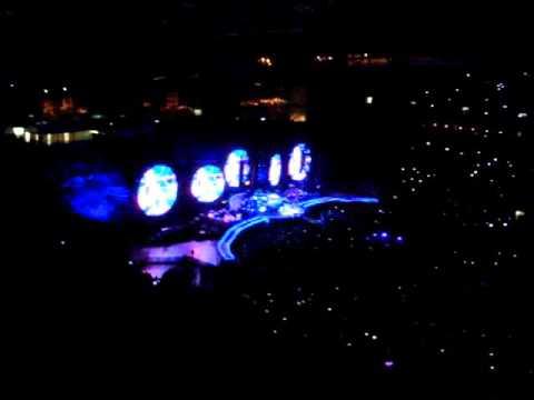 Coldplay at Estádio do Dragão - Porto, Portugal 2012