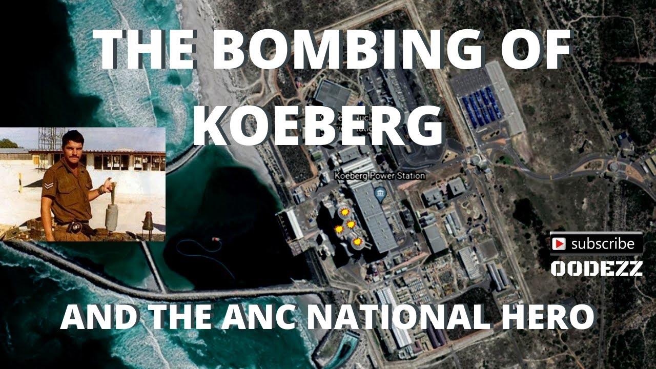 The 1982 events at Koeberg revealed. - YouTube