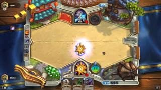 HearthStone: Rogue with Violet Teacher - Fast win