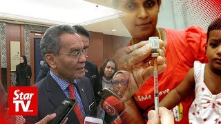 Petition in support of immunisation for children