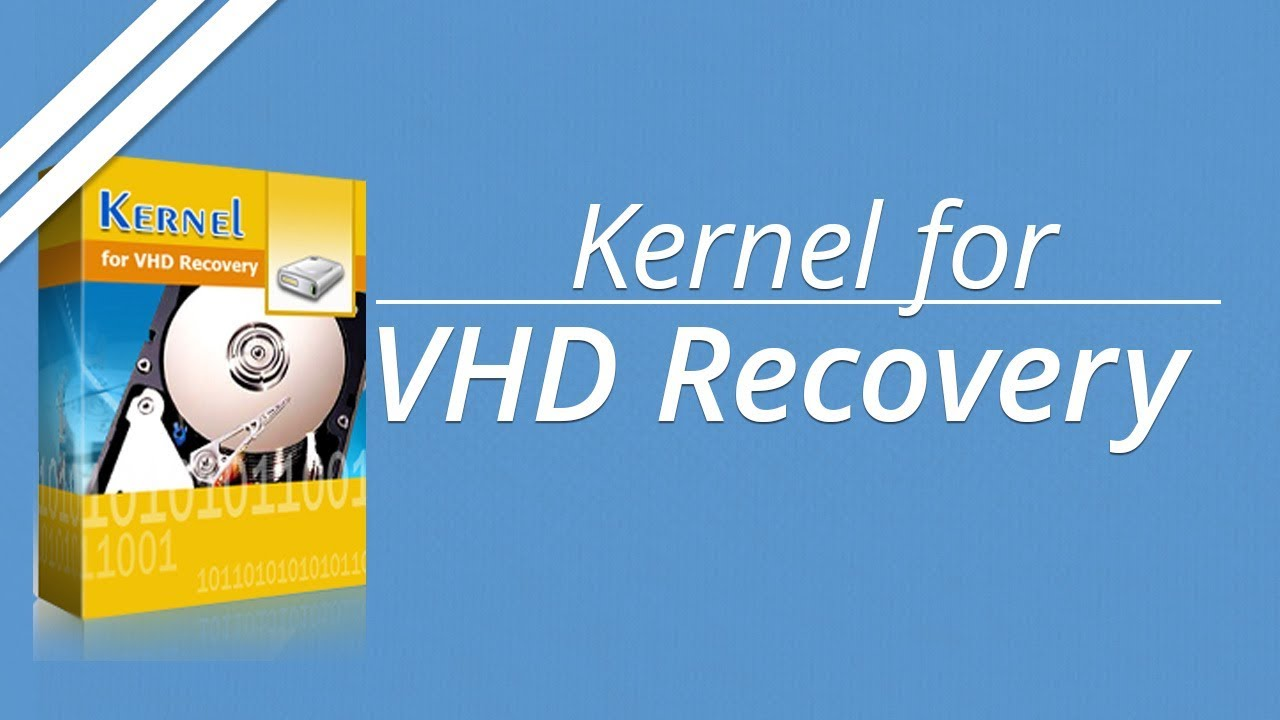 VHD Recovery Tool to Recover VHD/VHDX Files of FAT & NTFS