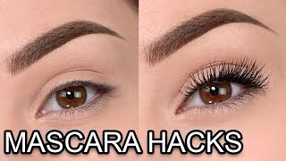 6 Mascara Hacks You Need To Know