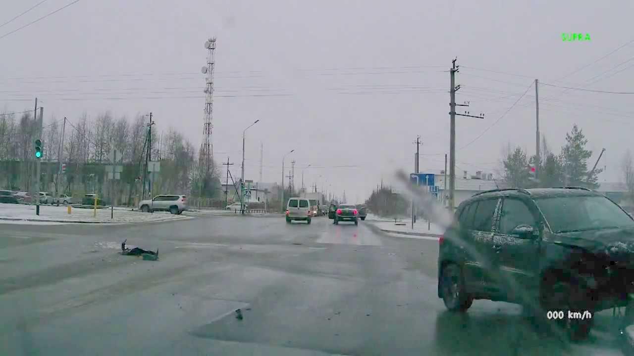 Авария в Нефтеюганске видеорегистратор