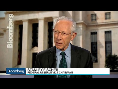 Fed's Fischer on Low Rates, Inflation, Fed Policy