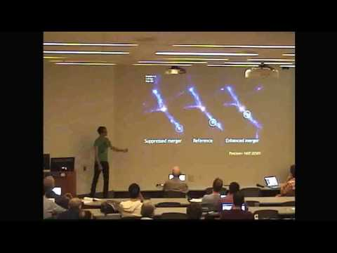 Andrew Pontzen : Genetically Modified Galaxies: a controlled study of galaxy quenching and rej...