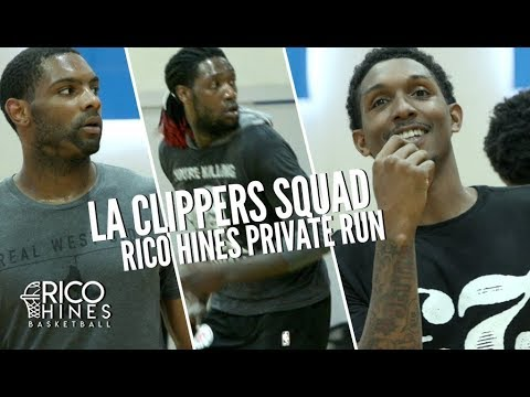 LA Clippers' team camp shows how committed this group is