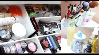 Comment je range / organise mon maquillage naturel & bio Thumbnail