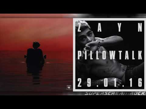 Sign of the Times x Pillowtalk | Mashup of Zayn/Harry