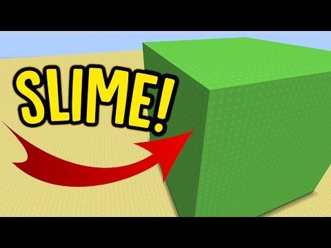 CUBÃO LUCKY BLOCK : CUBÃO 100% SLIME!! (MINECRAFT TROLL! )