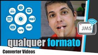Como Converter Vídeos para mp4 mp3 ou Qualquer Formato