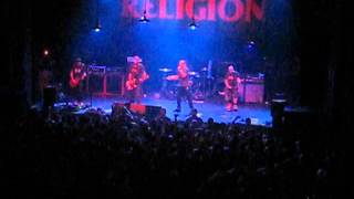 Bad Religion - Changing Tide - Montreal - March 30, 2013