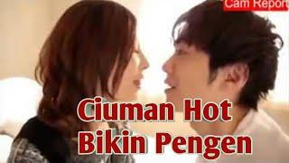 Ciuman Hot Bikin Pengen