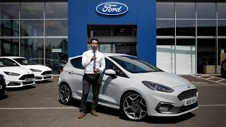 Ford All New Fiesta ST3 2018 Overview