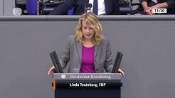 Bundestag: Breite Mehrheit gegen einen Antiextremismus-Antrag der AfD