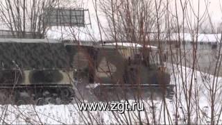 видео Плавающий снегоболотоход ТТМ-4901 ГП Руслан