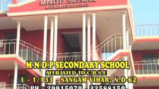 Modern New Delhi Public School