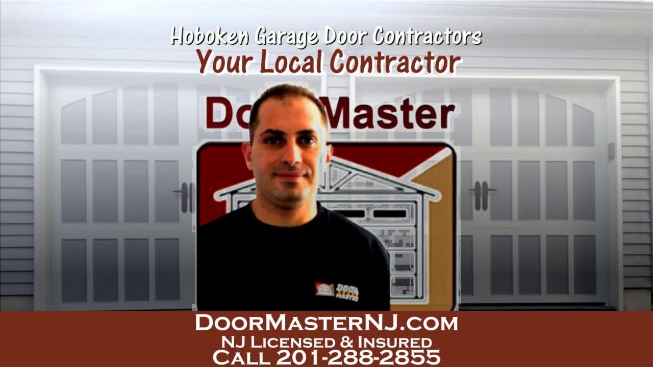 Garage Doors Hoboken NJ Door Repair and Opener Installers of ...