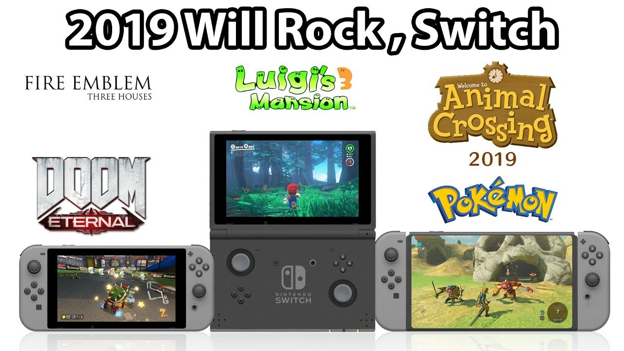 nintendo switch giveaway feb 2019
