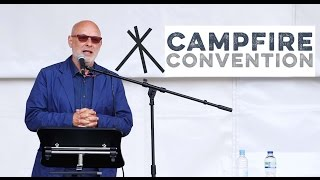 Brian Eno keynote : Campfire Convention 001.UK