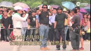《失孤》制作特辑民工天王