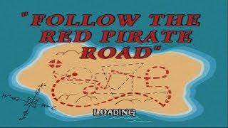 Bugs Bunny Lost In Time - Sigue El Camino Rojo De Los Piratas #10