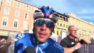 Thibaut Pinot - Interview d'arrivée - Tour de Lombardie / Il Lombardia 2017