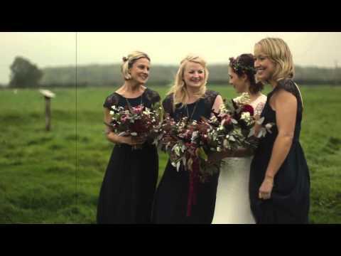 Godwick Great Barn - a magical wedding venue