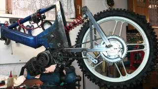 TUNING STORY TEIL 1 - EJOW PUCH MAXI TUNING / CROSS