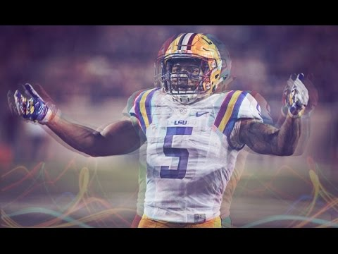 Derrius Guice LSU Highlights - King