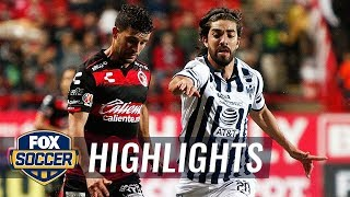 Tijuana vs. Monterrey | 2019 Liga MX Highlights