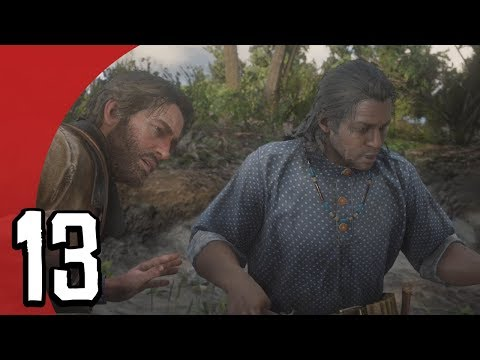 PACKING UP (Red Dead Redemption 2 #13)